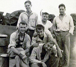 Taylor-Sailors-WW-II-Onboard
